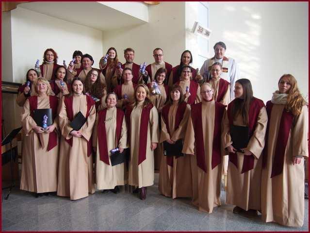 Chor-Litauen