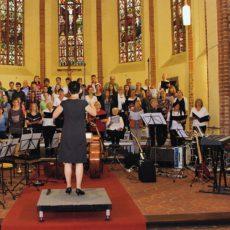 Konzert der Kyritzer Kantorei und Chor des Gymnasiums Kyritz