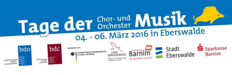 Tage der Chor- und Orchestermusik
